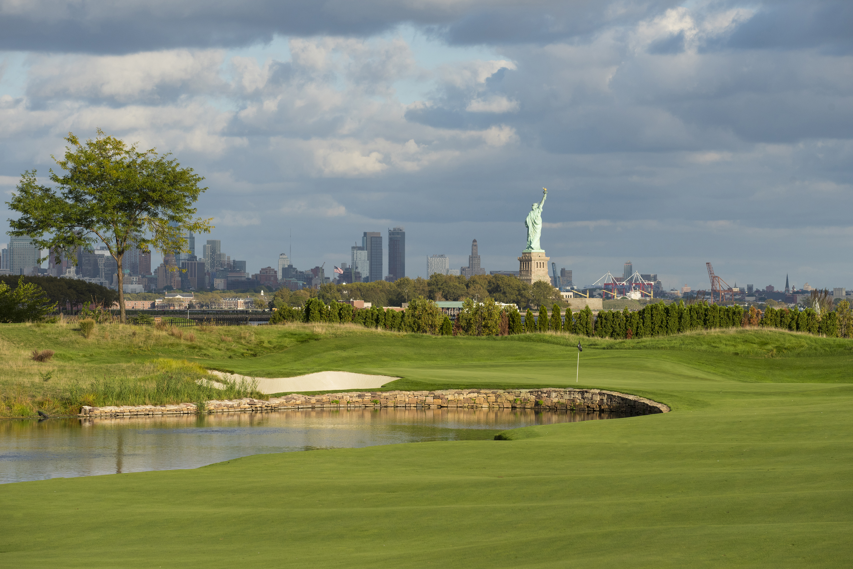 Presidents Cup – Course Scenics